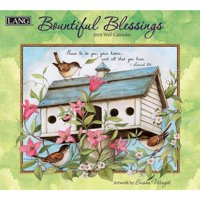 2019 WALL CALENDAR, BOUNTIFUL BLESSINGS