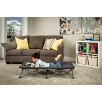 Regalo My Cot Portable Travel Bed, Gray