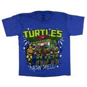 Teenage Mutant Ninja Turtles - Raisin' Shell Youth T-Shirt