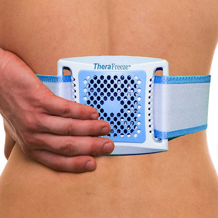 Professional Thera Freeze Anti Inflammatory Cold Therapy Belt For Back Pain Swelling