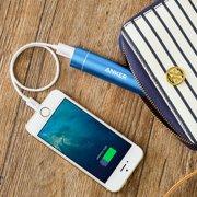 Anker PowerCore+ mini 3350 Lipstick-Sized Portable Charger (BLUE)