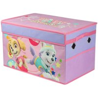 Paw Patrol Girl Collapsible Toy Storage Trunk
