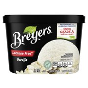 Breyers Lactose Free Light Ice Cream Vanilla 48 oz