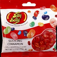 Jelly Belly, Jelly Beans, Sizzling Cinnamon 3.5 Oz