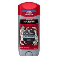 Old Spice Wild Wolfthorn Scent Deodorant for Men, 3.8 oz