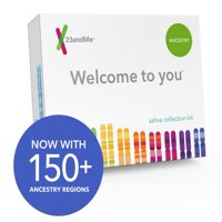 23andMe - Personal Ancestry Kit with Lab Fee Included