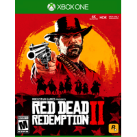 Red Dead Redemption 2, Rockstar Games, Xbox One, 710425498916