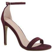 b8b7b73d4afb Women s Ankle Strap Dress Open Toe Stiletto High Heel Sandal (FREE SHIPPING)