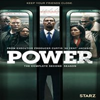 Power: The Complete Second Season (DVD)