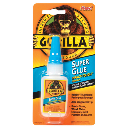 GORILLA SPGLU 15G BOTTLE