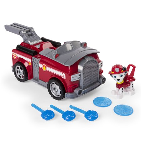 Paw Patrol - Flip & Fly Marshall, 2-in-1 Transforming Vehicle - Toys That Fly