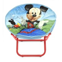 Mickey Mouse Mini CollapsibleSaucer Chair