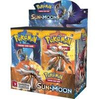 POKEMON SUN & MOON 1 BOOSTER PACK BOX-36CT