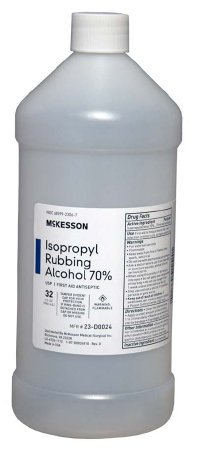 McKesson Isopropyl Alcohol 32 oz. Liquid, 1 Bottle