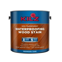 KILZ Semi-Transparent Stain, 1 gallon