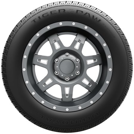 Uniroyal Tiger Paw Review >> Uniroyal Tiger Paw Touring Highway Tire 215/50R17 91T ...
