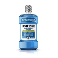 Listerine Fluoride Defense Anticavity Strengthening Mouthwash, 1 L