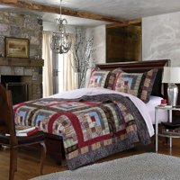 Colorado Lodge Quilt Set by Greenland Home