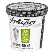 Arctic Zero Cookies and Cream Frozen Dessert, 1 pt