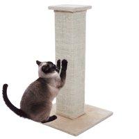 28 inch Sisal Burlap Cat Scratching Post