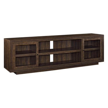 Altra Bailey 72 Espresso Tv Stand For Tv S Up To 72 Walmart Com