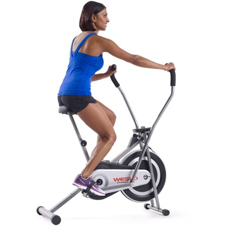 Weslo Cross Cycle Upright Exercise Bike (Indoor Studio Cycle)