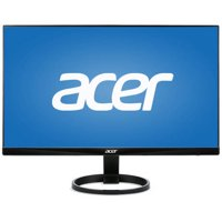 """Refurbished Acer 23.8"""" LCD Widescreen Monitor Display Full HD 1920 x 1080 4 ms IPS 60 Hz R240HY"""