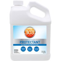 303 (30320) Aerospace UV Protectant for Plastic, Vinyl, Rubber, and more, 128 oz