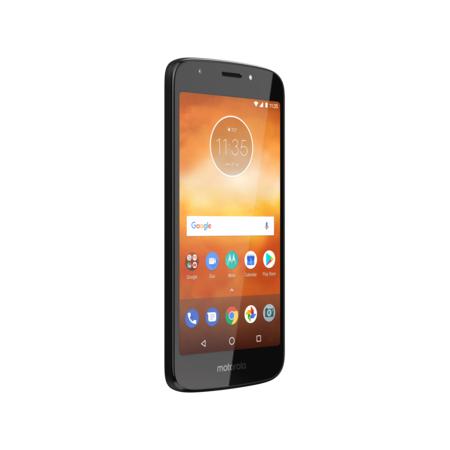 Motorola Moto E5 Play Unlocked Smartphone Black ()