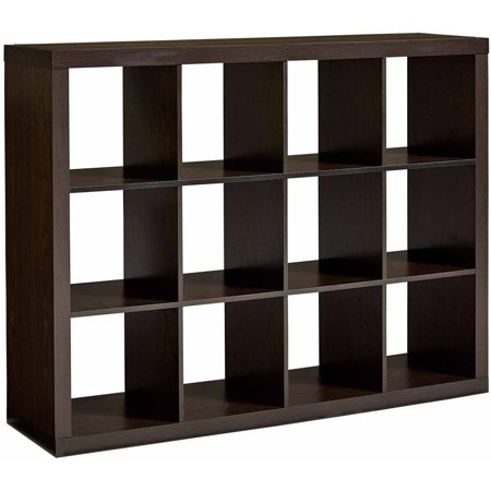 Better Homes and Gardens 12 Cube Storage Organizer, Multiple Colors