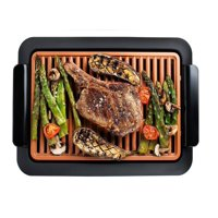 Gotham Steel Smokeless Electric Grill with Nonstick Surface