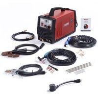 Amico Power CTS-160, 3-in-1 Combo Welder, 30 Amp Plasma Cutter, 160 Amp TIG-Torch & Stick Arc Welding