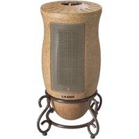 Lasko Oscillating Electric Ceramic Space Heater, Designer Series