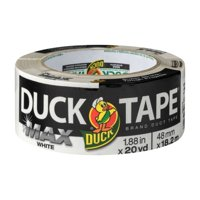Duck Tape Brand Max Strength 1.88 In. x 20 Yd. Duct Tape, White