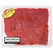 Beef Sirloin Tip Steak Thin Cut 0.85-1.61 lb