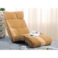Merax Adjustable Floor Recliner/Sofa