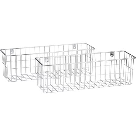 Home Style® Mi: More Inside W2 Medium Wire Basket Bundle 2 ct Box