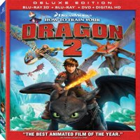 How to Train Your Dragon 2 (Blu-ray + DVD + Digital Copy)