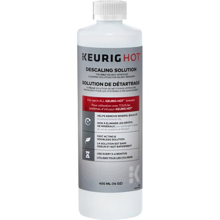 Keurig Descaling Solution For All Keurig 2 0 And 1 0 K Cup Pod