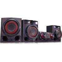 LG 720W Hi-Fi Mini Shelf System - CJ45