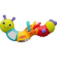 Infantino Topsy Turvy Twist & Play Caterpillar Rattle