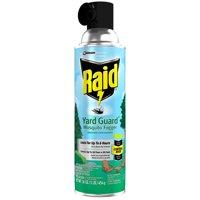 Raid Yard Guard Mosquito Fogger, 16 Ounces