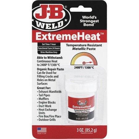Jb Weld Adhesive (J-B Weld 3oz Extreme Heat 37901)