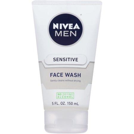 NIVEA Men Sensitive Face Wash 5 fl. oz.