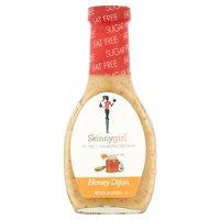 (2 Pack) Skinnygirl Honey Dijon Salad Dressing, 8 Oz