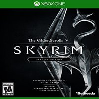 Elder Scrolls V: Skyrim Special Edition, Bethesda Softworks, Xbox One, 093155171244