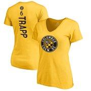 Wil Trapp Columbus Crew SC Fanatics Branded Women s Backer Name   Number V-Neck  T 60409e20f