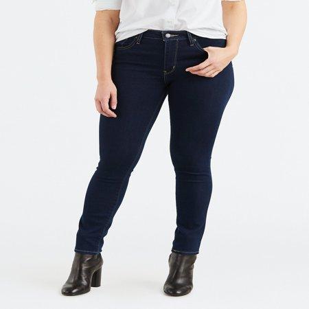 - Levi's Women's 721 High Rise Skinny Jeans