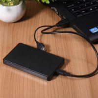 Case for USB 3.0 1TB External Hard Drives Portable Desktop Mobile Hard Disk(Hard disk cartridge is not a driver)
