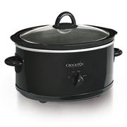 Crock-Pot 7 Quart Manual Black Slow Cooker, 1 Each